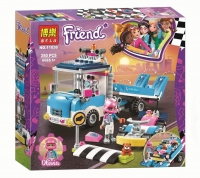 Конструктор для девочек Friends 250 ДЕТ