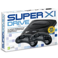 Приставка Sega Super Drive 11 (95-in-1) Black