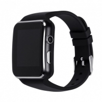 Умные часы Smart Watch X6 чёрные