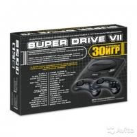 Sega Super Drive 2 Classic (130-in-1) Black.
