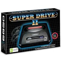 Sega Super Drive 2 Classic (62-in-1) Black