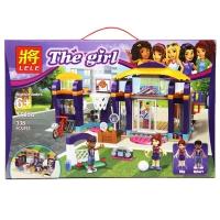 Конструктор для девочек Friends 338 + дет