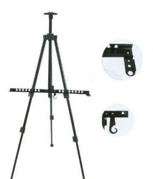 Мольберт телескопический (тренога) металл