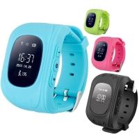 Детские часы Smart Baby Watch Q50 с GPS трекером  м2