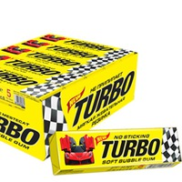 Жвачки Турбо  в стиках 5 шт