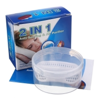 Фильтр для носа 2 в 1 Anti Snoring and Air Purif