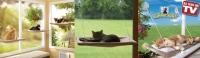 Лежанка подвесная для кошек Sunny Seat