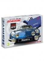 """Sega - Dendy """"Hamy 4"""" 350in1 Gran Turismo Blue"""