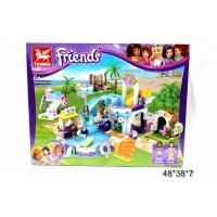 Конструктор для девочек Friends 550 дет