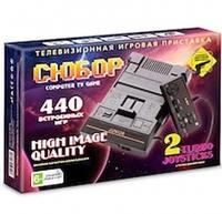 Dendy Сюбор Black 440-in-1+пистолет*