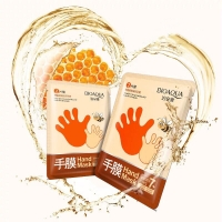 Медовая маска для рук (перчатки)