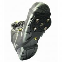 Ледоходы для обуви детские (антигололеды) Барсик размер (24-35) стальные шипы 5+5