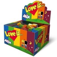 Микс Love is 300 жвачек большой блок