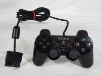 PS 2 Controller Analog Black (no box)