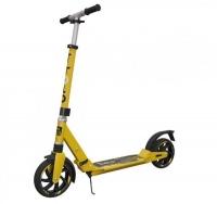 Самокат (скутер) Взрослый железно- алюминиевый, 100кг