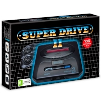 Sega Super Drive 2 Classic (105-in-1) Black
