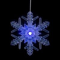 Снежинка с Подсветкой