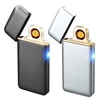 USB зажигалка золото