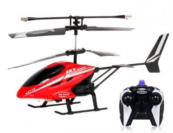 Вертолет на пу